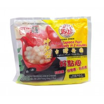 Perles De Tapioca Pour Bubble Tea Nature 12 Sachets