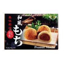 Mochi Gâteau Mou à la cacahuète ROYAL FAMILY 210g - mon panier d'asie