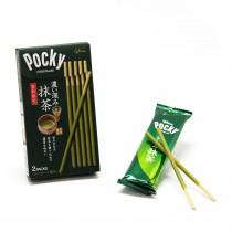 Pocky au thé vert GLICO
