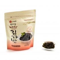 Snack croustillant feuille d'algue séchée Saveur chili SEMPIO 50g