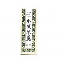 """Pâte de haricots azuki sucrée """"Yôkan"""" thé vert - mon panier d'asie"""