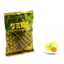 Bonbons Mous À L'ananas KASUGAI 107g