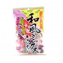 Bonbons durs aux 4 parfums KASUGAI 150g