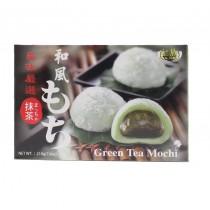 Mochi Gâteau mou au thé vert ROYAL FAMILY 210g - mon panier d'asie