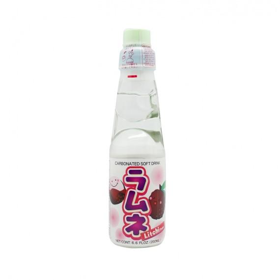 Ramune Limonade Japonaise au lychée 200ml - mon panier d'asie