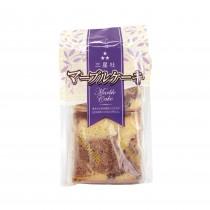 Castella gâteau japonais marbré 4 pièces - mon panier d'asie