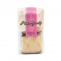 Castella Gâteau Japonais au miel 4 Pièces
