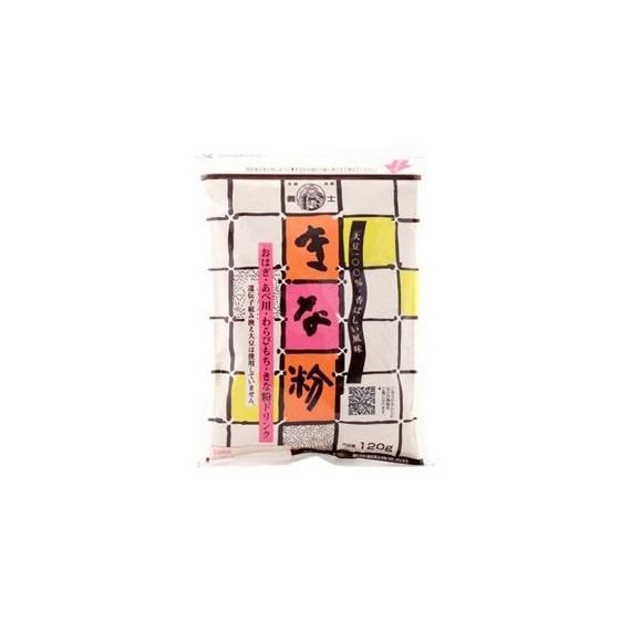 Kinako Poudre de soja GISHI 120 g - mon panier d'asie