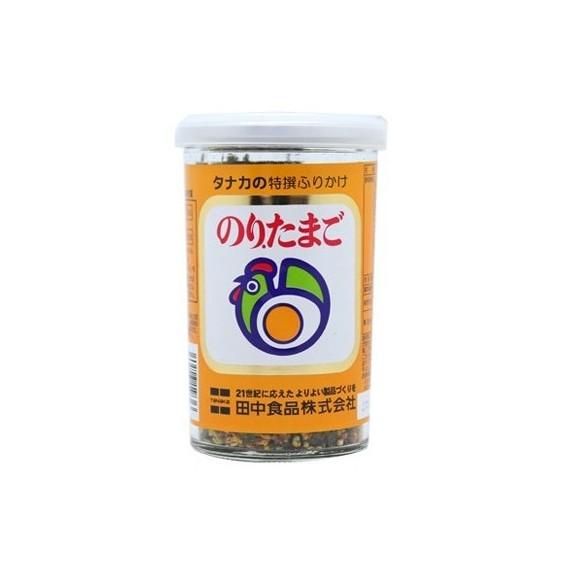 Furikaké Assaisonnement Goût Oeufs Pour Riz Tanaka 60g - mon panier d'asie