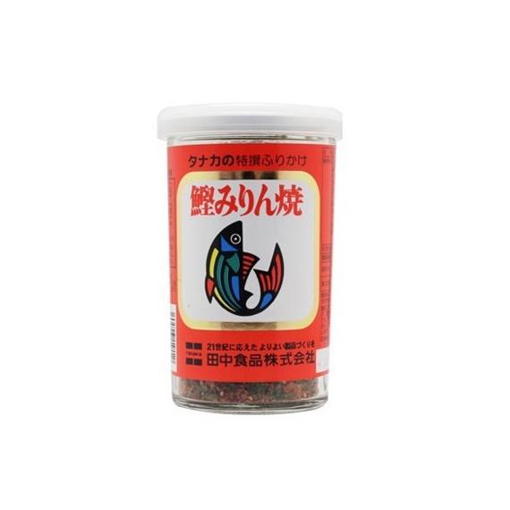 Furikaké Assaisonnement Goût Bonite Cuit Au Mirin Pour Riz TANAKA 45g - mon panier d'asie