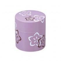Boîte à thé Violet motif sakura HAKOYA 350ml