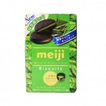 Biscuits Chocolat Avec 51% Matcha MEIJI 99g