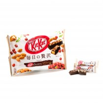 kitkat almond & cranberry 105g