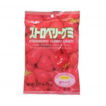 Bonbons mous à la fraise KASUGAI 107g