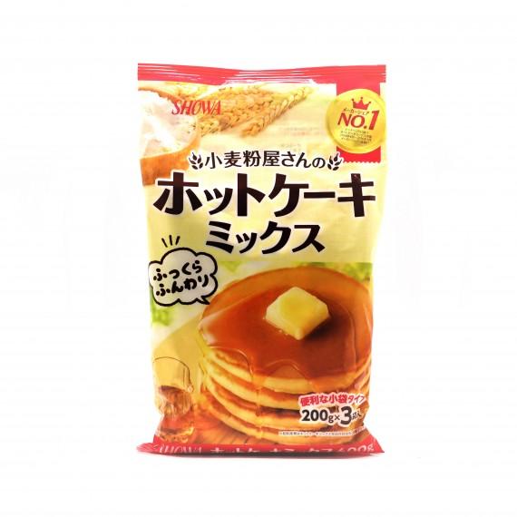 Farine pour pancake SHOWA 600g - mon panier d'asie