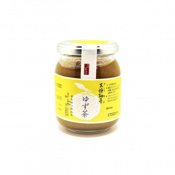 Infusion en gelée yuzu OGONNOMURA 250g - mon panier d'asie
