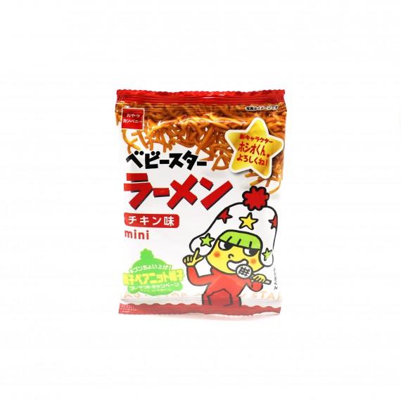 Mini ramen saveur poulet OYATSU 23g - mon panier d'asie