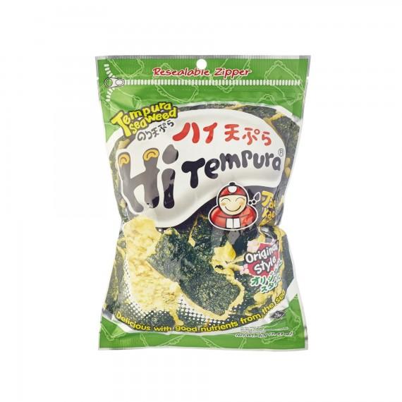 Chips avec feuille d'algue Tempura Seaweed 40g - mon panier d'asie