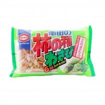 Apéritif au riz Saveur Wasabi KAMEDA Lot de 6 Sachets