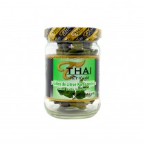 Feuilles de citron Kaffir séchées THAI HERITAGE 4g