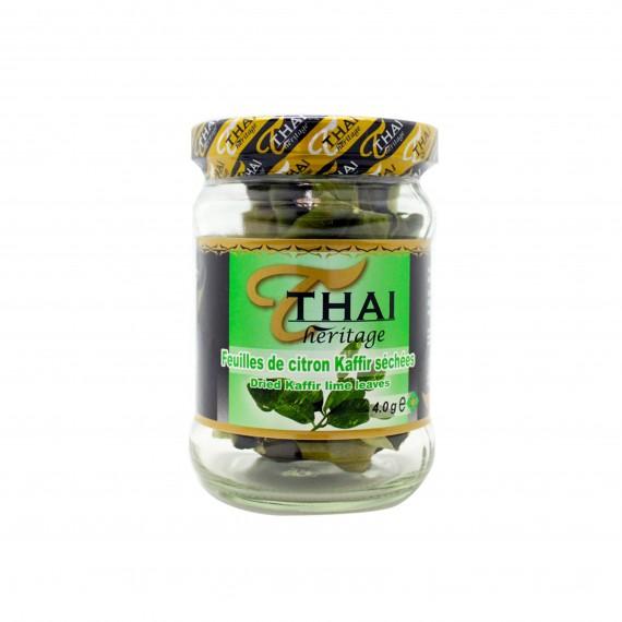feuilles de citron kaffir s ch es thai heritage 4g mon. Black Bedroom Furniture Sets. Home Design Ideas