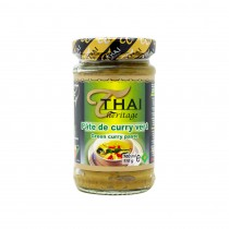 Pâte de curry vert THAI HERITAGE 110g