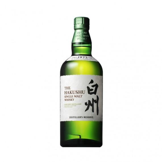 Whisky Hakushu Distiller's Reserve SUNTORY 43% - mon panier d'asie