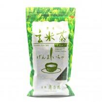 Thé au riz grillé «genmai-cha» de Nara 200g - mon panier d'asie
