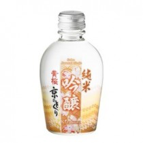 Kyotokuri junmai ginjo 13.5% 180ml