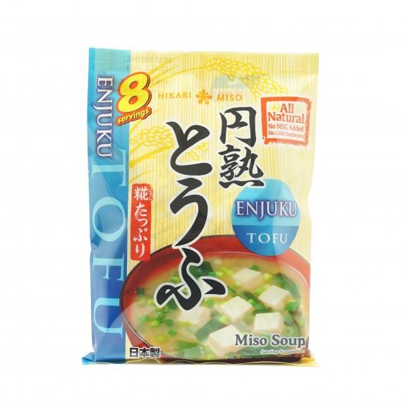 Soupe Miso Au Tofu HIKARI 150.4g - mon panier d'asie