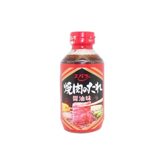 Sauce pour viande grill e yakiniku ebara 400g - Sauce pour viande rouge grillee ...