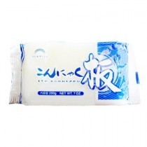 Konjac en brick blanc SANPLUS 200g - mon panier d'asie