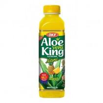 Boisson à l'Aloe vera ananas OKF 500ml