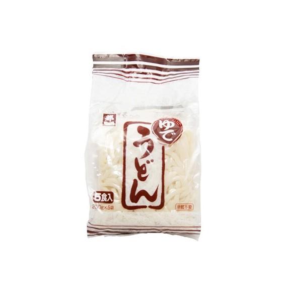 Nouilles udon sans sauce MIYAKOICHI 1kg - mon panier d'asie