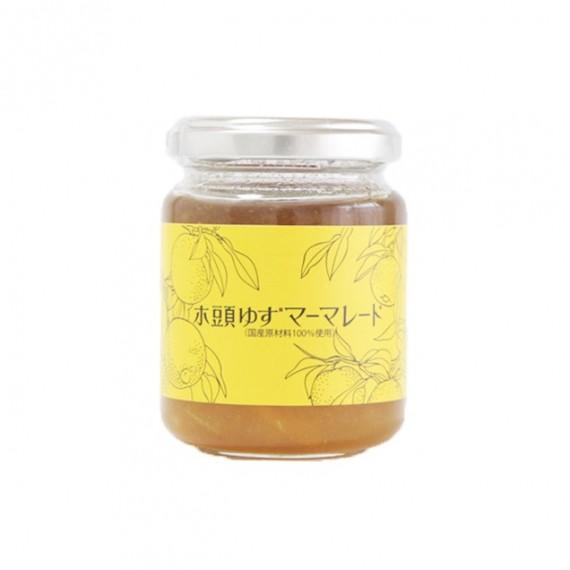 Marmelade de Yuzu OGONNOMURA 140g - mon panier d'asie