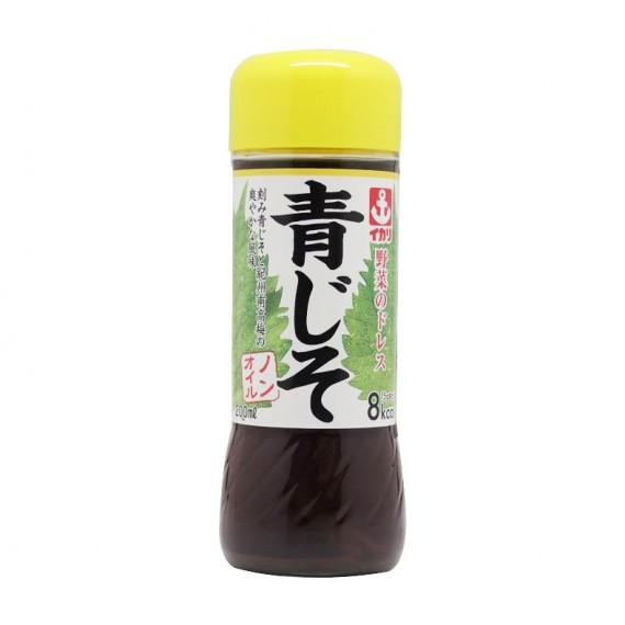 Sauce salade au shiso sans huile IKARI 200ml - mon panier d'asie