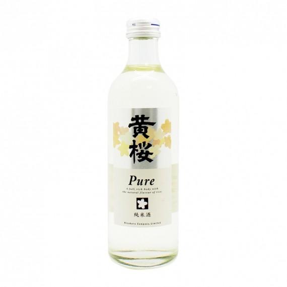 Saké junmai pure léger et fruité 13.5% 300ML - mon panier d'asie