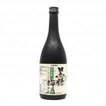 Kokutou Umeshu liqueur à la prune et au sucre noir NAKATA 720ml