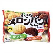Mini melon pan cookie 189g - mon panier d'asie