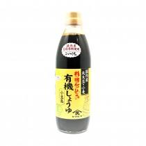 Sauce soja biologique 500ml - mon panier d'asie