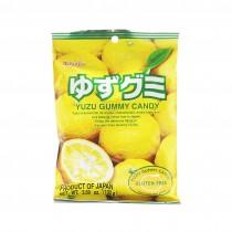 Bonbons Mous Au Yuzu 110g - mon panier d'asie