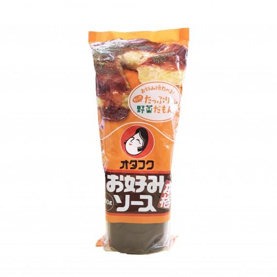 Sauce spéciale pour Okonomiyaki OTAFUKU 500g - mon panier d'asie