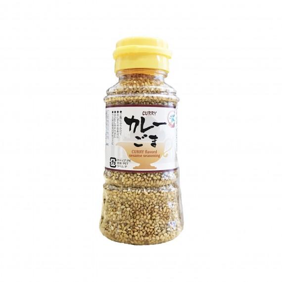 Graines de sésame parfumés au curry TOHO 80g - mon panier d'asie