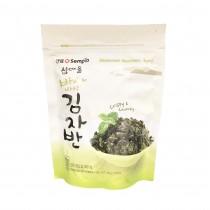 Snack croustillant feuille d'algue séchée Nature SEMPIO 50g