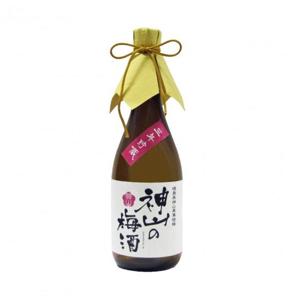 Umeshu fermenté en 3 ans NISSIN 17% 720ml - mon panier d'asie