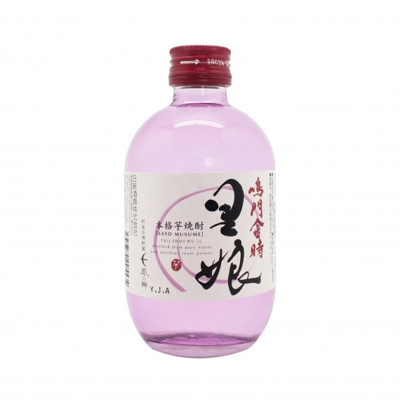 Shochu Spiritueux Sato Musume NISSIN 25% 300ml - mon panier d'asie