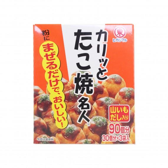 Farine spéciale pour Takoyaki Boulette japonaise 45g - mon panier d'asie