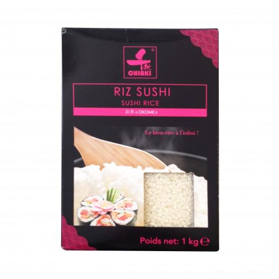 Riz japonais premium CHIAKI 1kg - mon panier d'asie