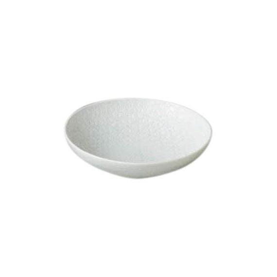 Assiette ichikura blanche 28,5cmx28,5cm