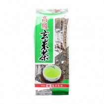 Genmaicha thé vert au riz soufflé Haute qualité ASAMIYA 200g